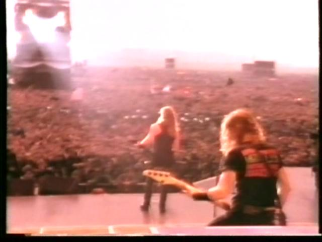 Metallica live moscow 1991 dvd - Bb flashback movie full