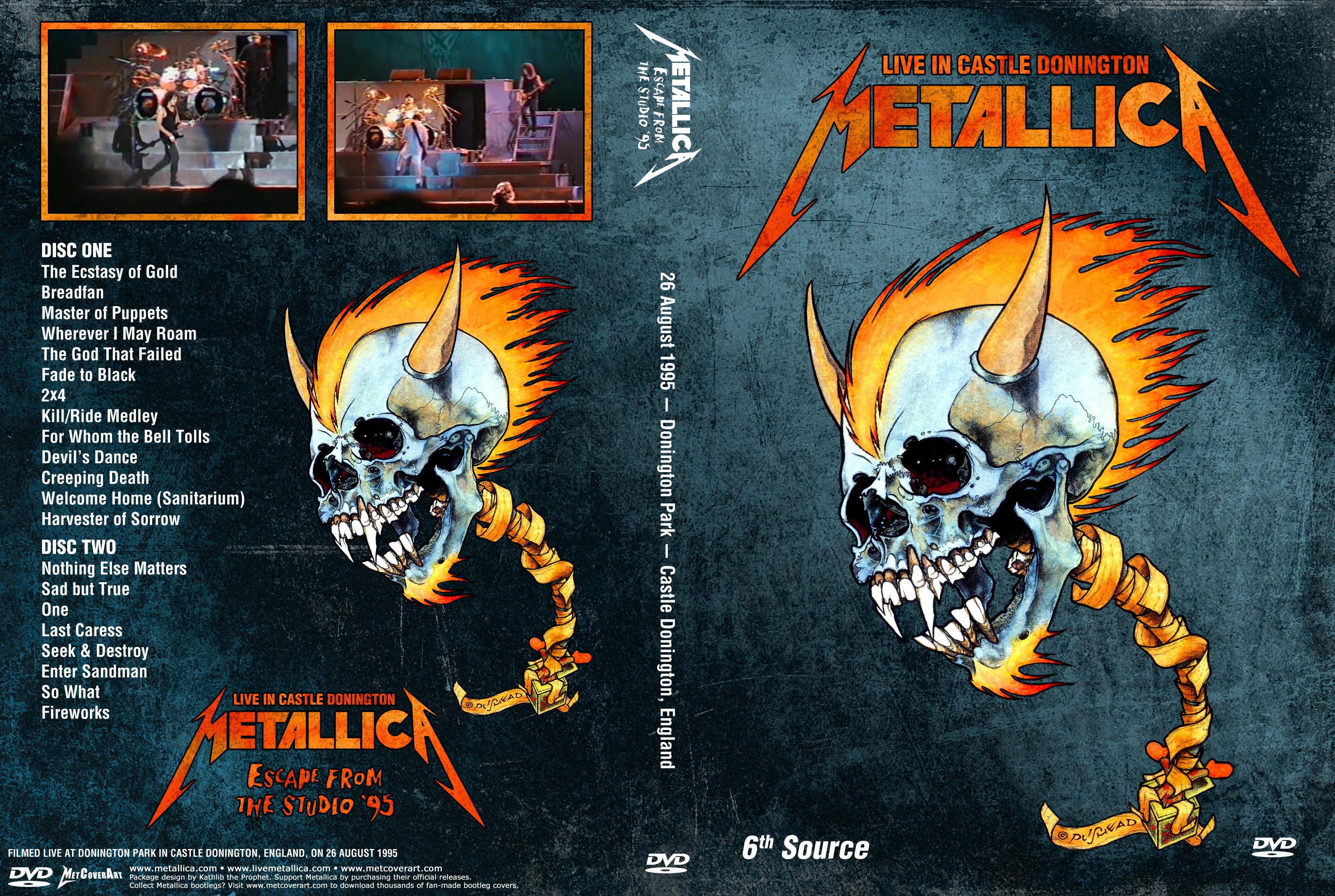 Metallica полная дискография скачать торрент mp3