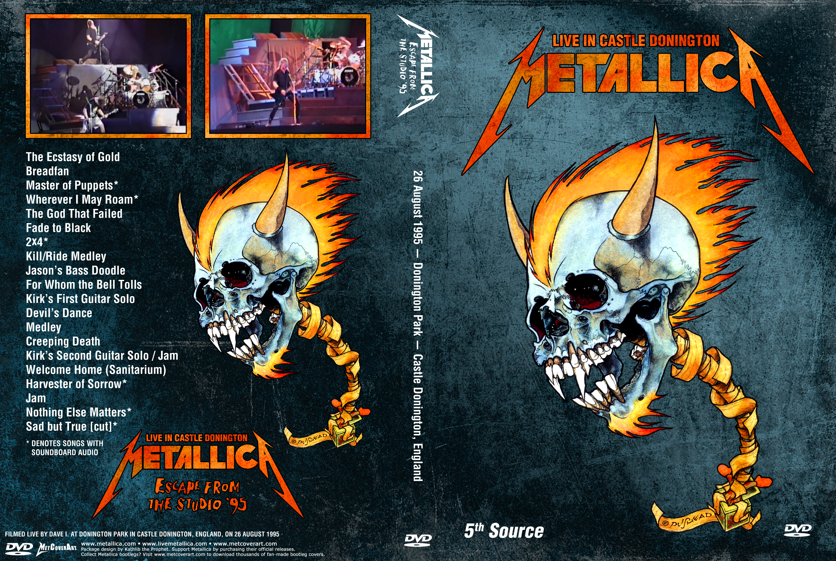 Metallica wherever i may roam - 5 3