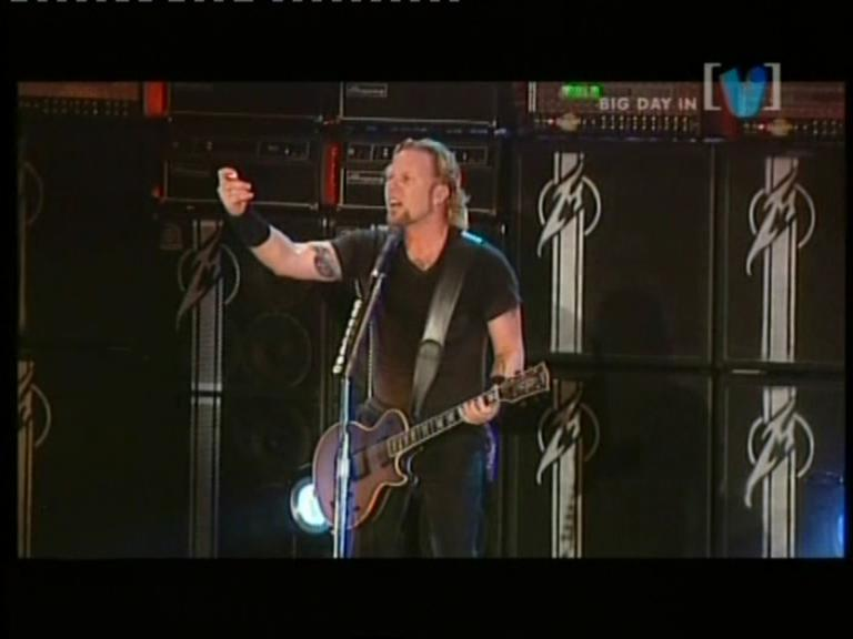 metallica big day out sydney 2004 honda - photo#34